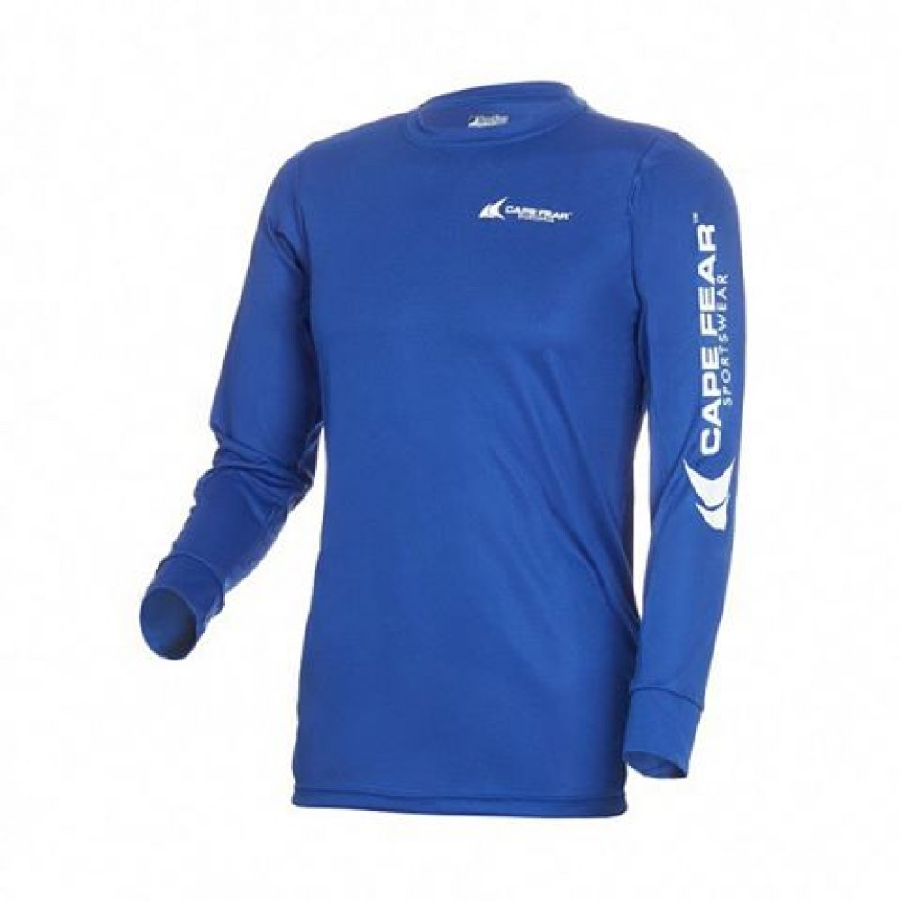 Cape Fear Sportswear MegaTech Long Sleeve Performance Shirt