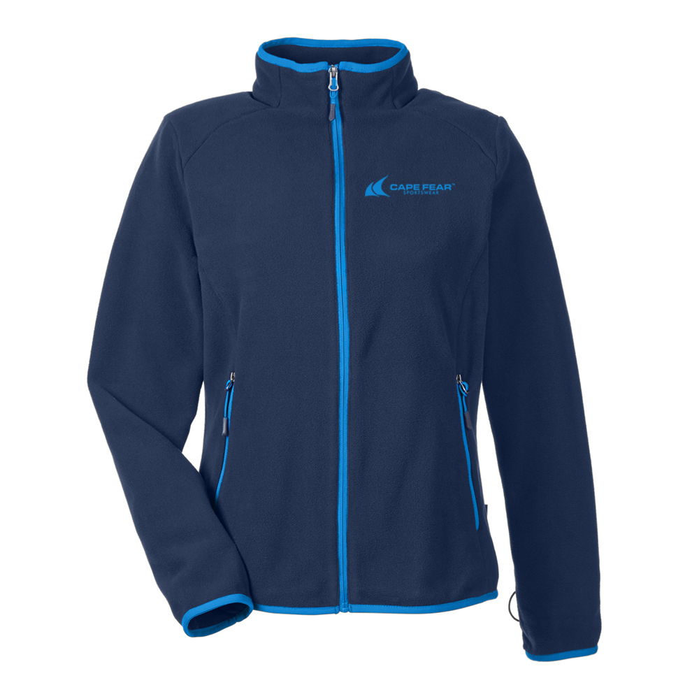 Cape Fear Sportswear Women's Intrepid PolarTec Fleece Jacket