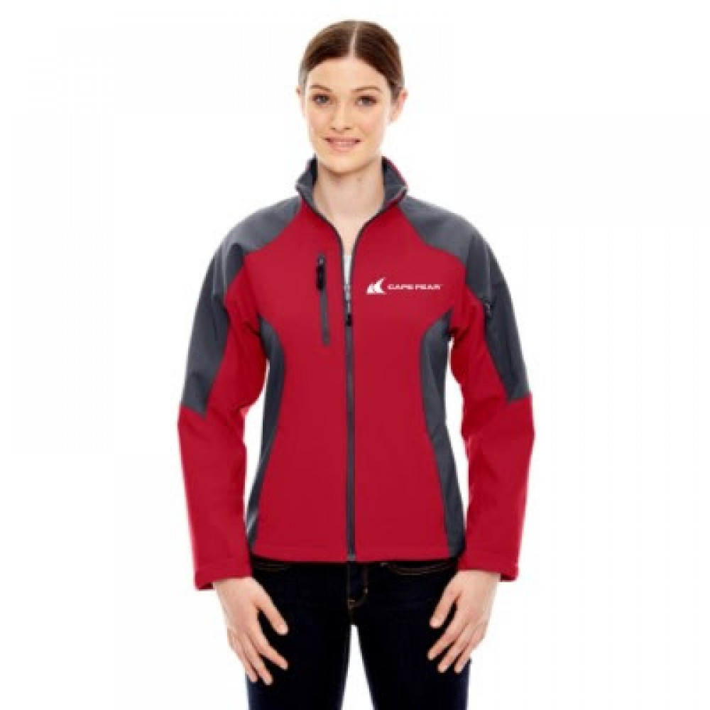 Cape Fear Women's Navigator Soft Shell Jacket